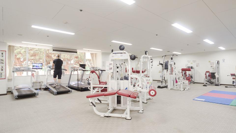 神戸市立王子スポーツセンターの画像